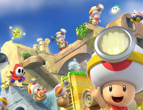 Captain Toad is Adorable