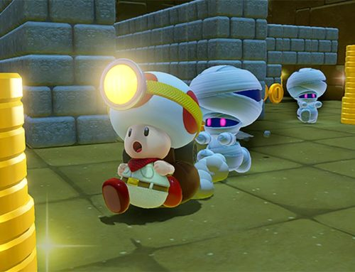 Mummy-Me Is Not Adorable (But Captain Toad Still Is)